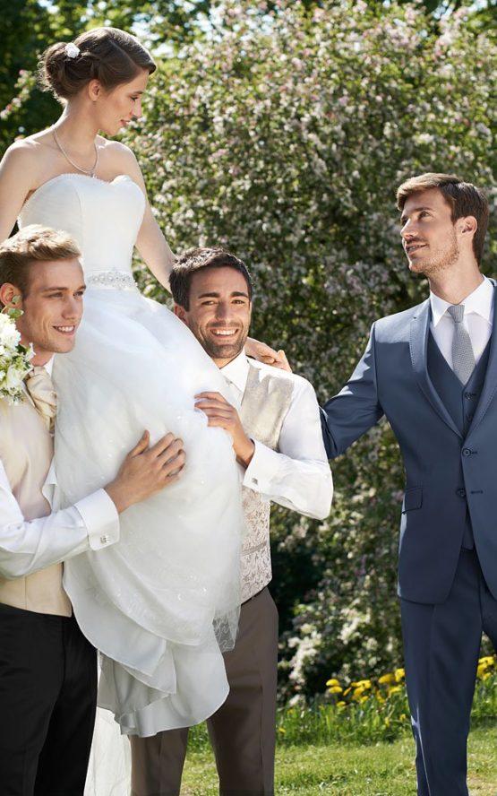 garnitur do ślubu 40