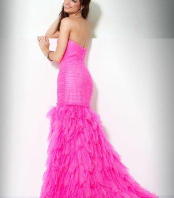 71562(J) suknia balowa