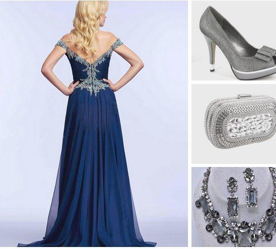 61041 suknia wieczorowa
