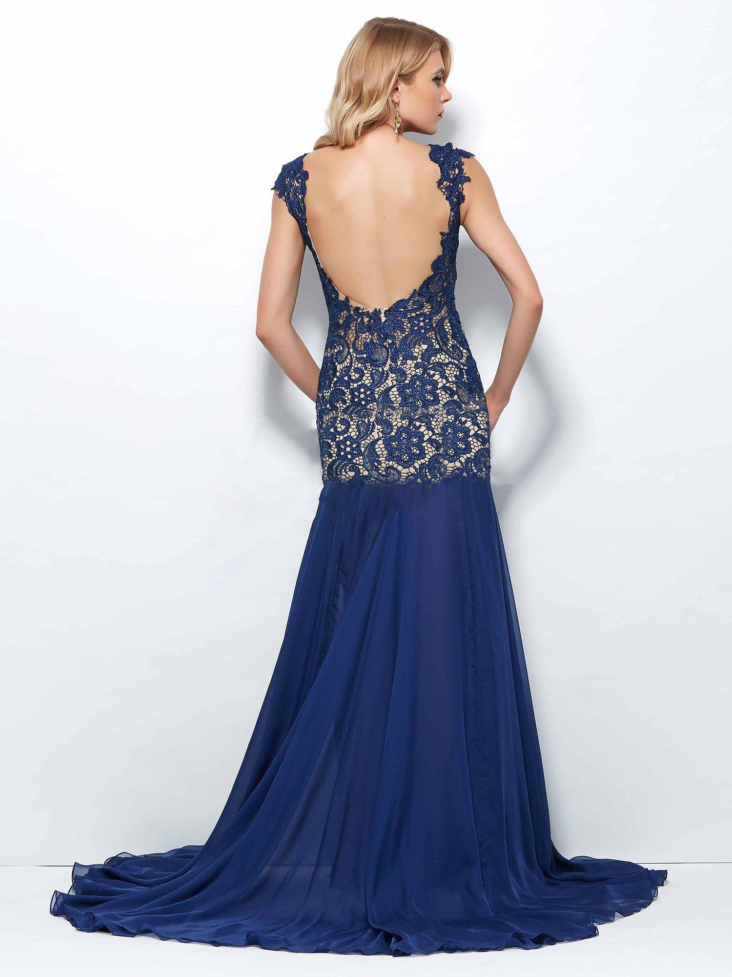 61041 suknia wieczorowa - Suknie wieczorowe