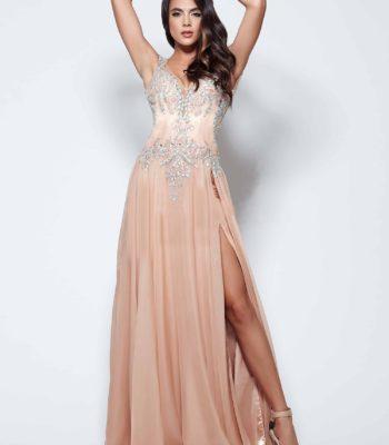 64992 suknia wieczorowa