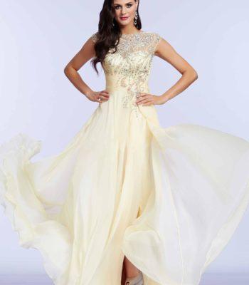 64971 suknia wieczorowa
