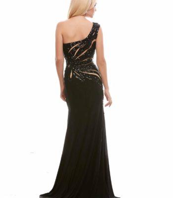 76708 suknia wieczorowa