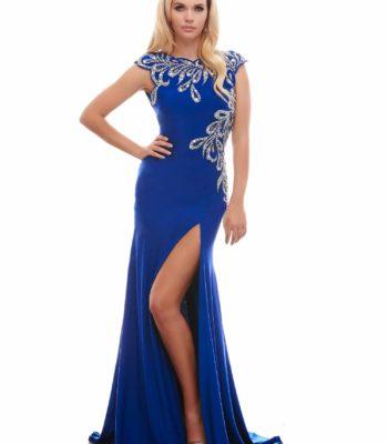 76710 suknia wieczorowa