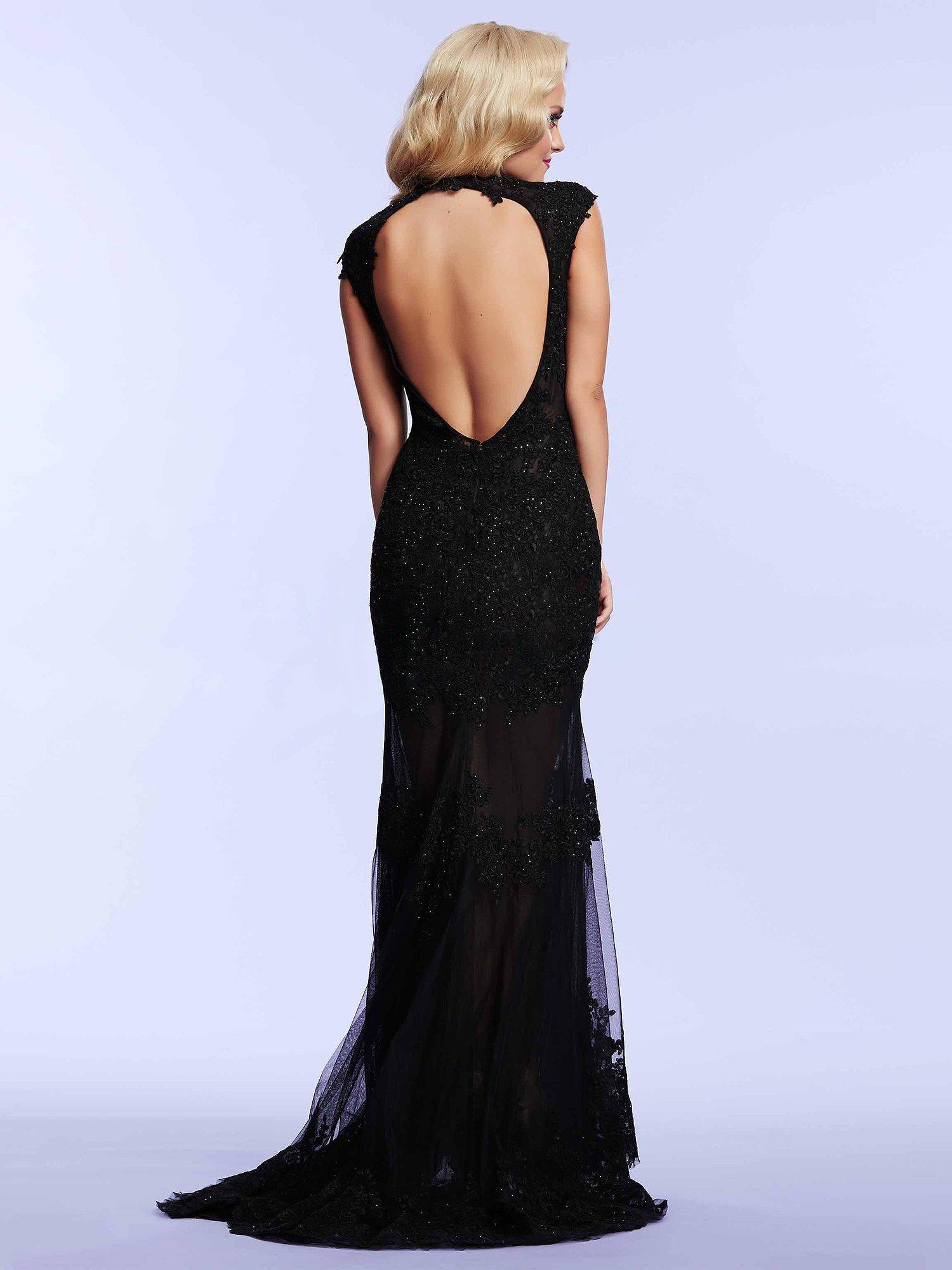 61922-2 suknia wieczorowa -