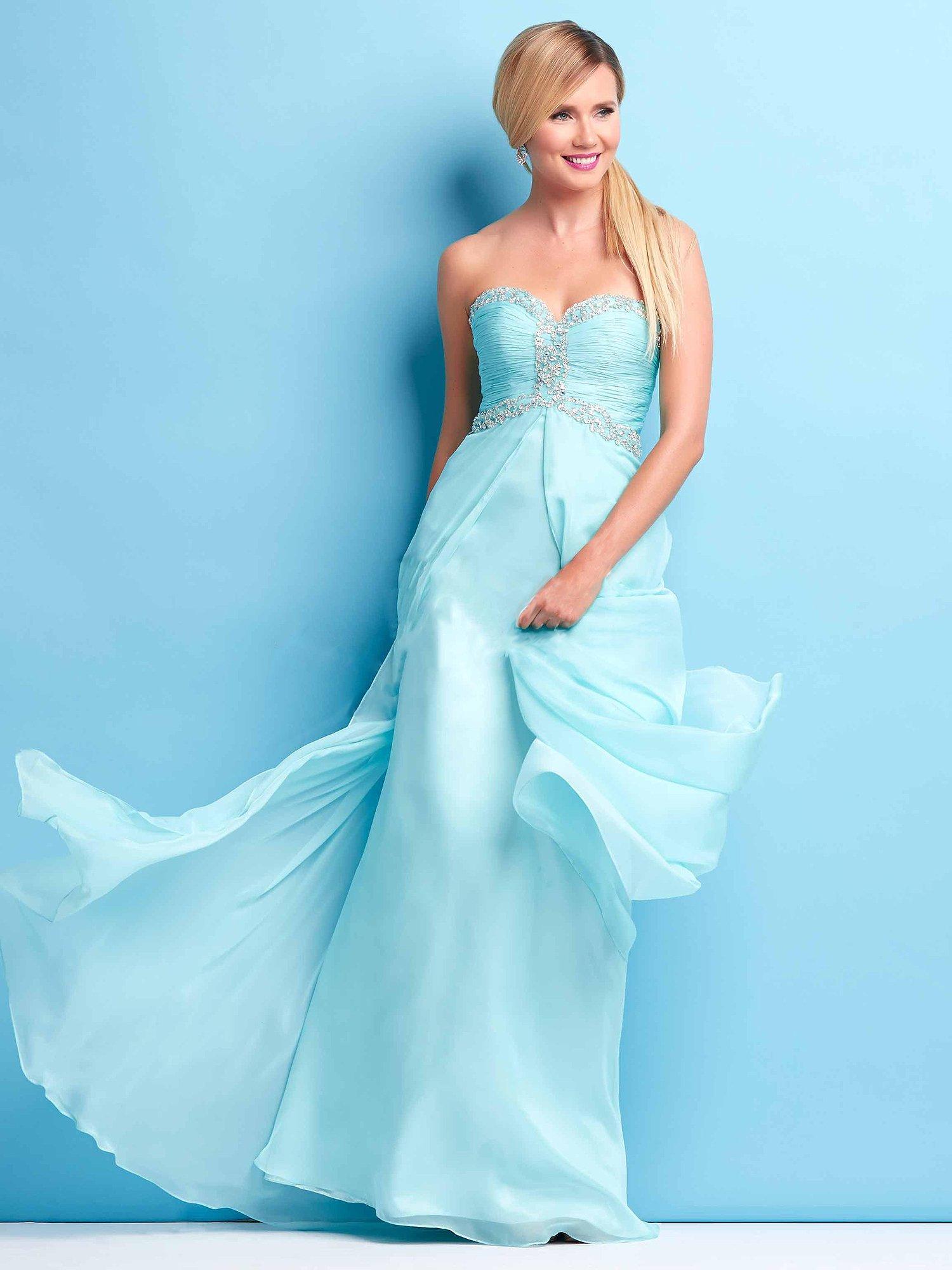 64432 suknia wieczorowa -