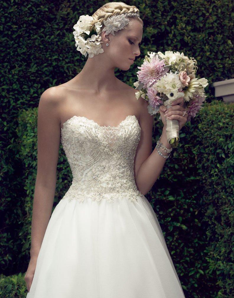 2191 suknia ślubna - Suknie ślubne
