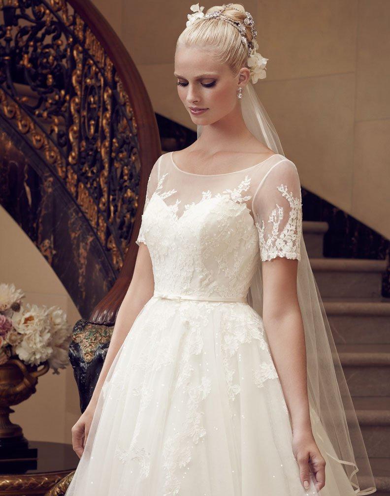 2194 suknia ślubna - Suknie ślubne