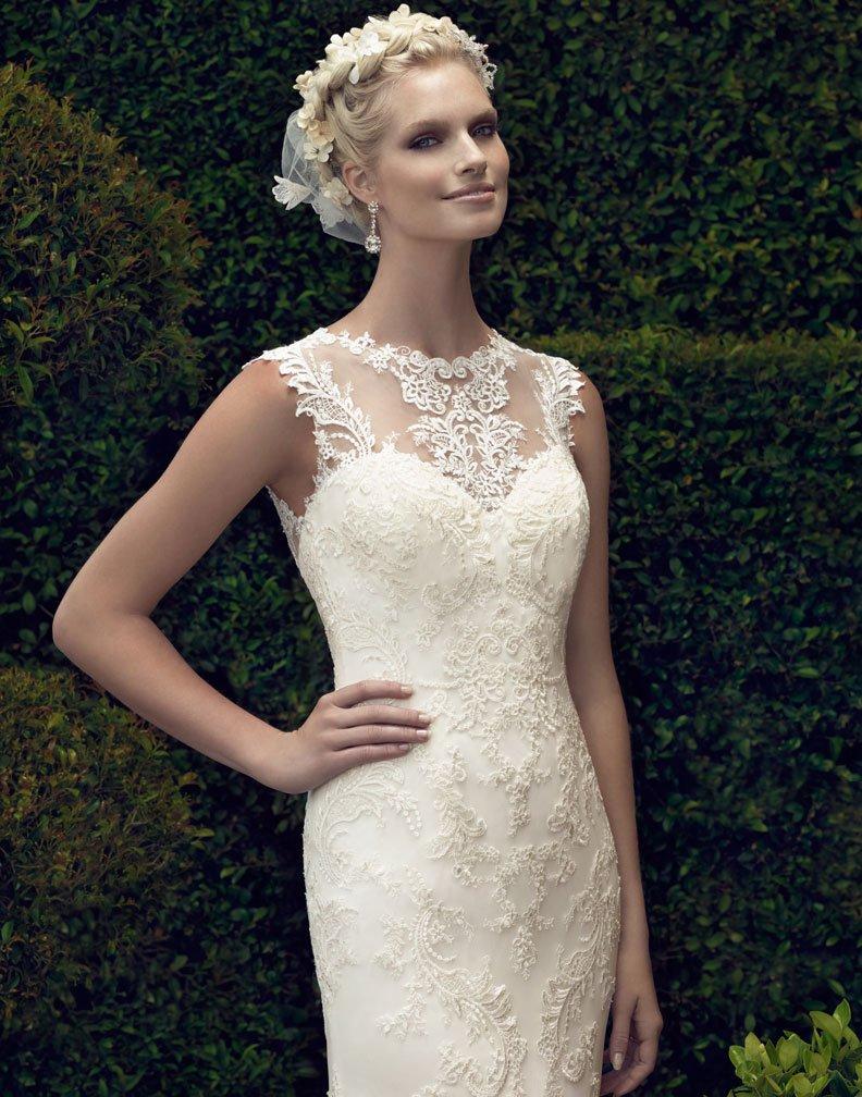 2198 suknia ślubna - Suknie ślubne