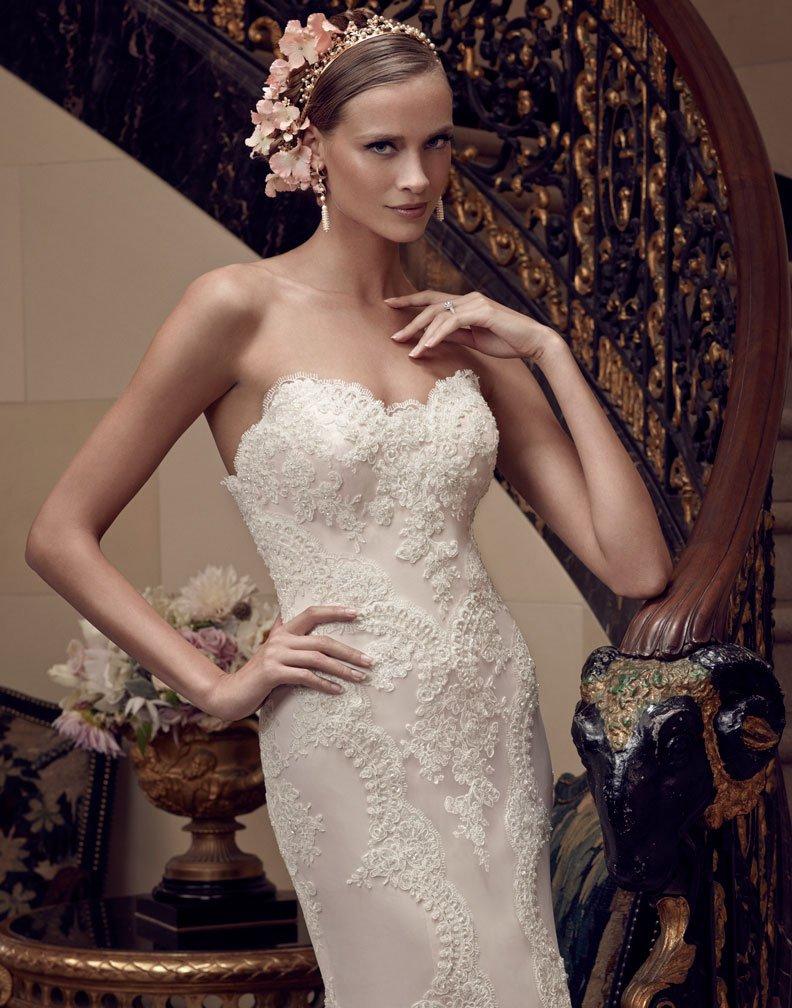 2201 suknia ślubna - Suknie ślubne
