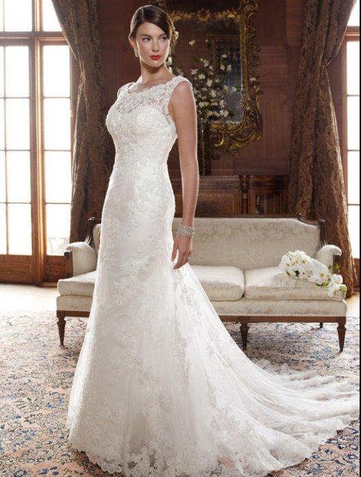 2004 suknia ślubna