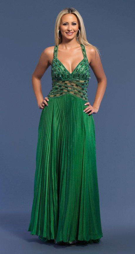 Suknia wieczorowa 7110
