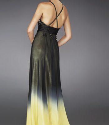 Suknia wieczorowa ombre 14353LF