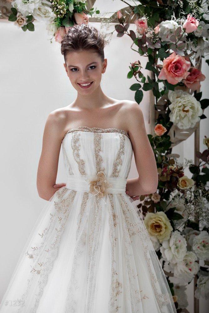 1232 suknia ślubna - Suknie ślubne