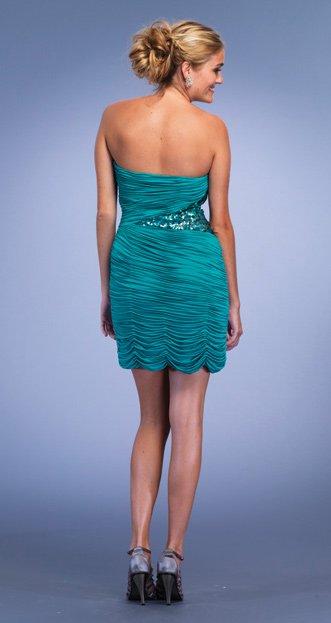6580 suknia - Suknie wieczorowe