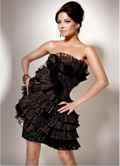 15886(J) sukienka na studniówkę