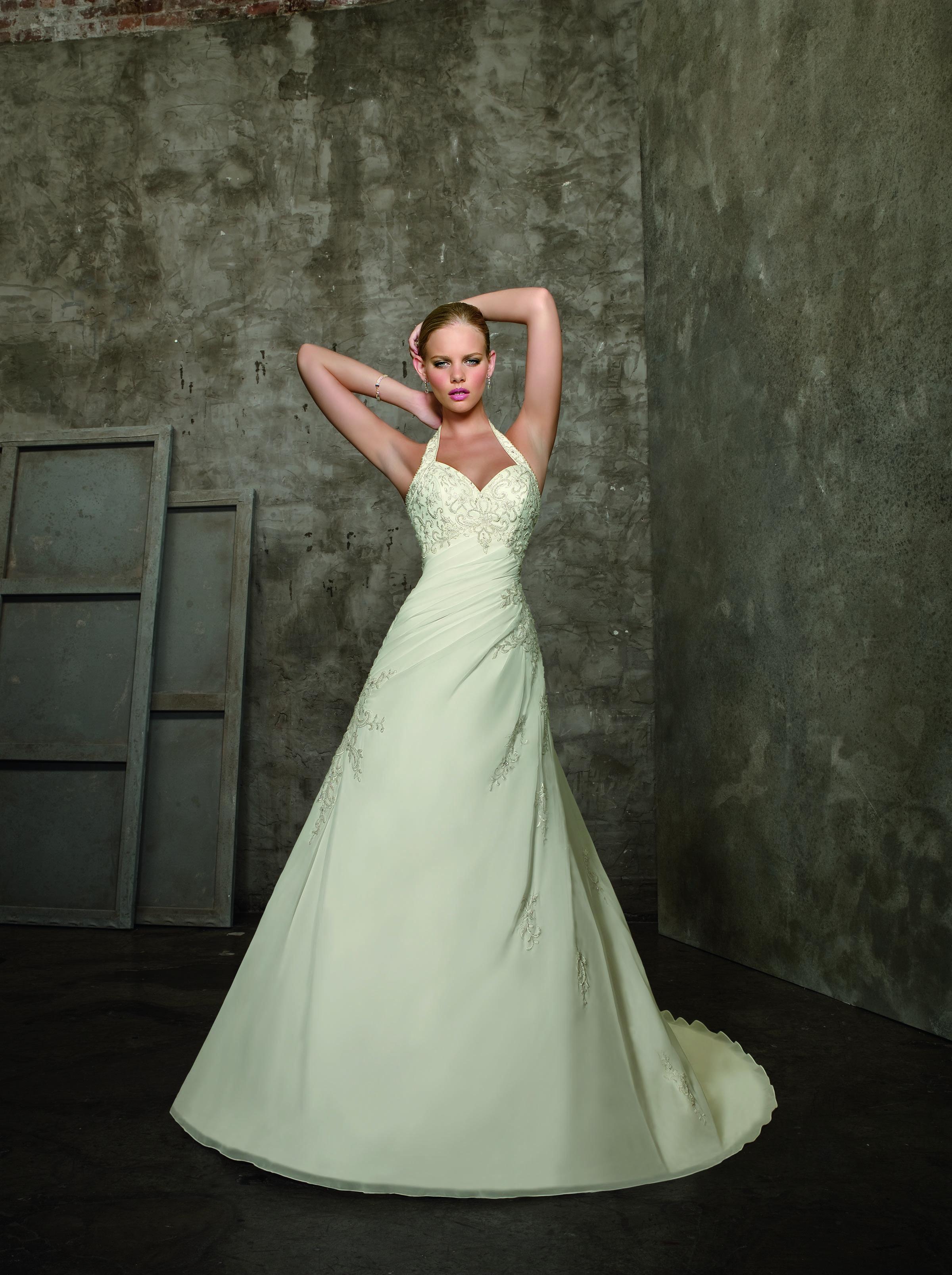 2514 suknia ślubna - Suknie ślubne