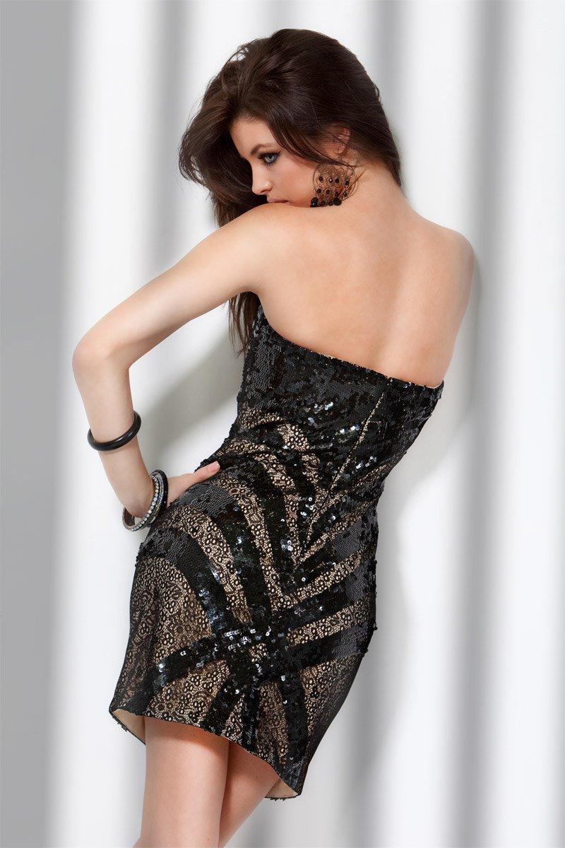 7561(J) sukienka - Suknie wieczorowe