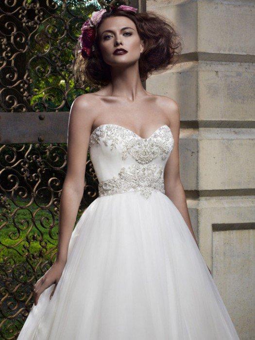 2077 suknia ślubna - Suknie ślubne