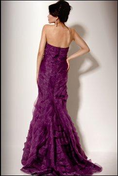 8666(J) suknia - Suknie wieczorowe