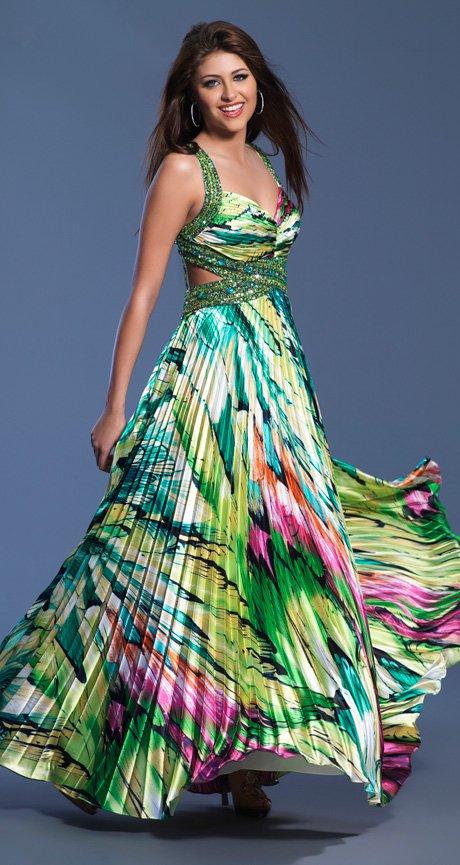 Suknia wieczorowa 7003