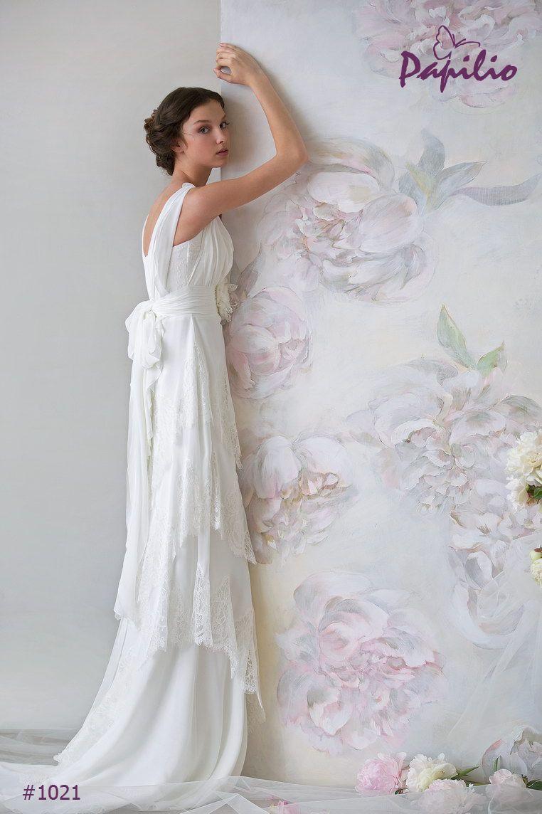 Suknia ślubna 1021 - EMPIRE
