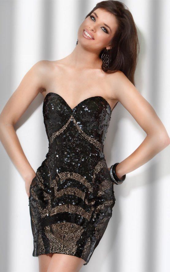 7561(J) sukienka