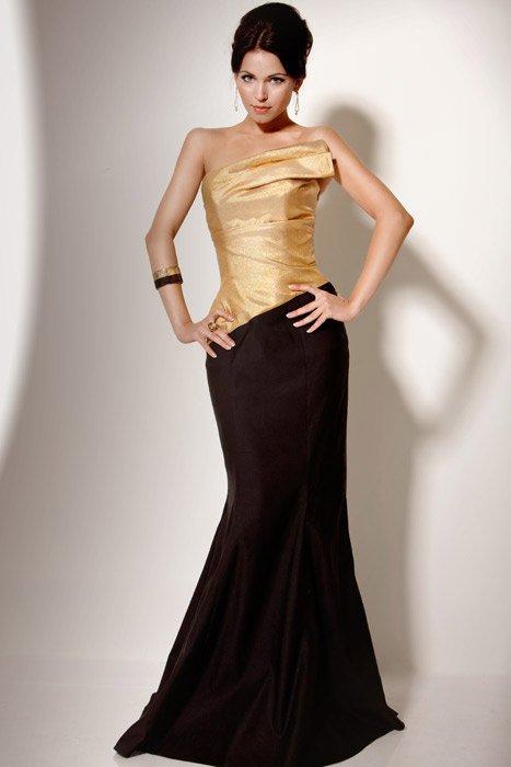 158522(J) sukienka wieczorowa