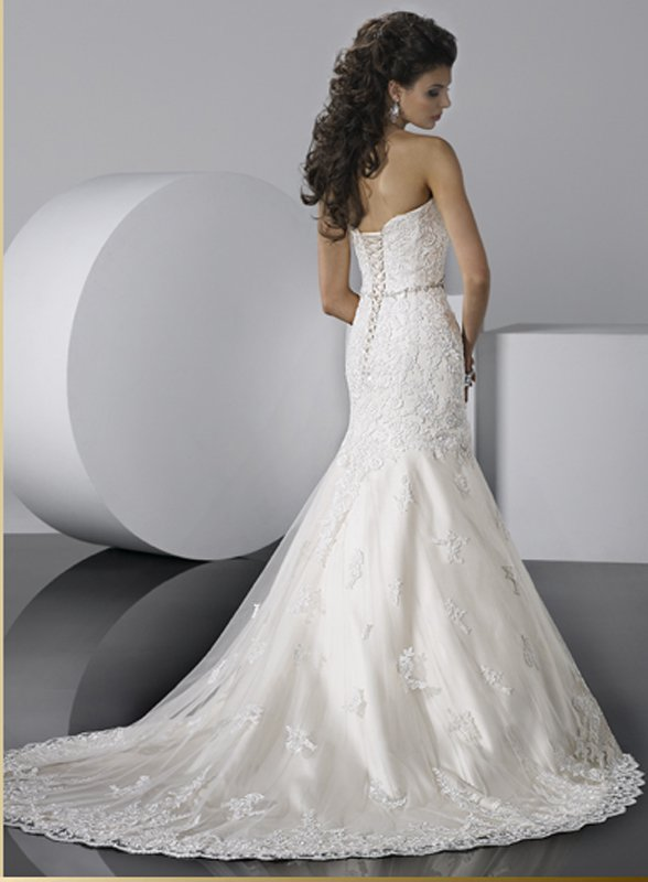 RSM1032 suknia ślubna - Suknie ślubne