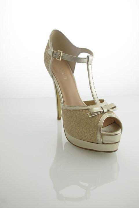 buty wieczorowe 9042 ROSA
