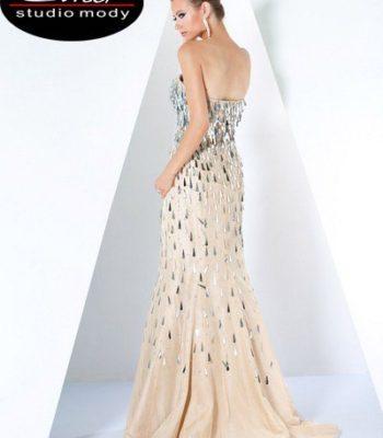 171672(J) sukienka sylwestrowa