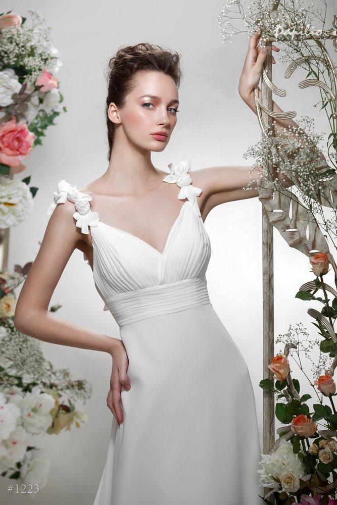 1223 suknia ślubna - EMPIRE