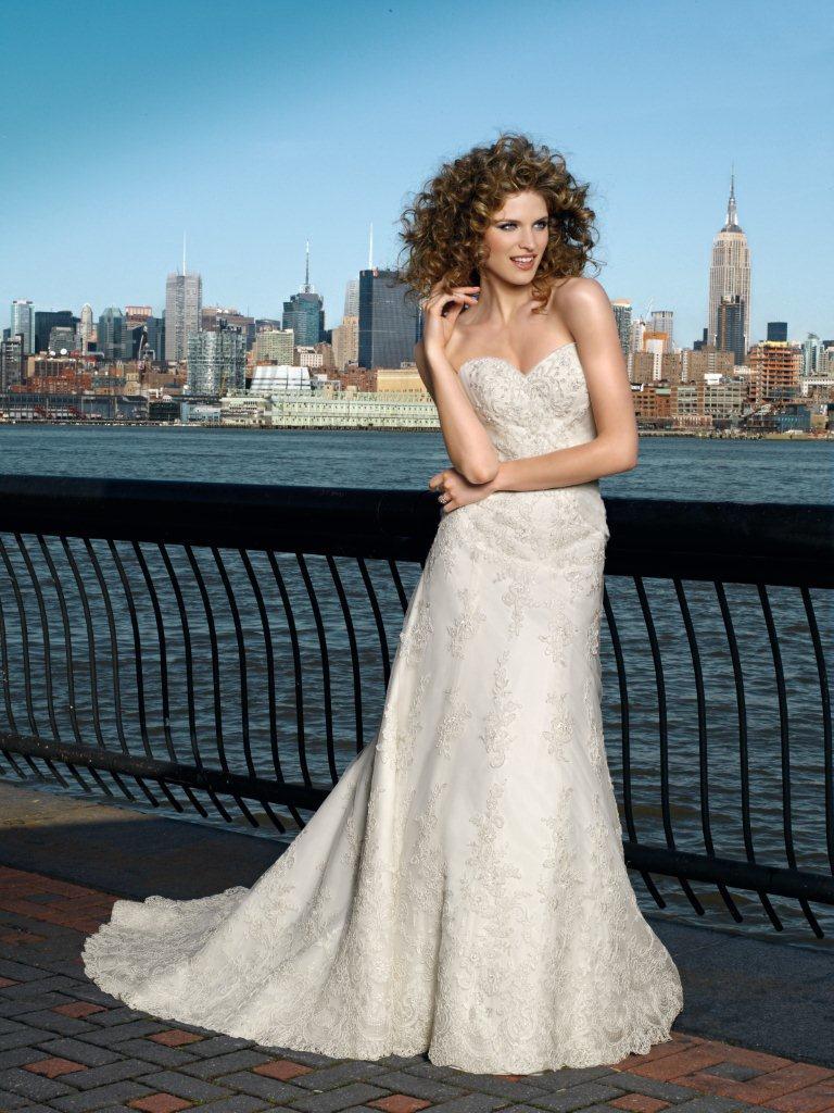 36011 suknia ślubna - Suknie ślubne