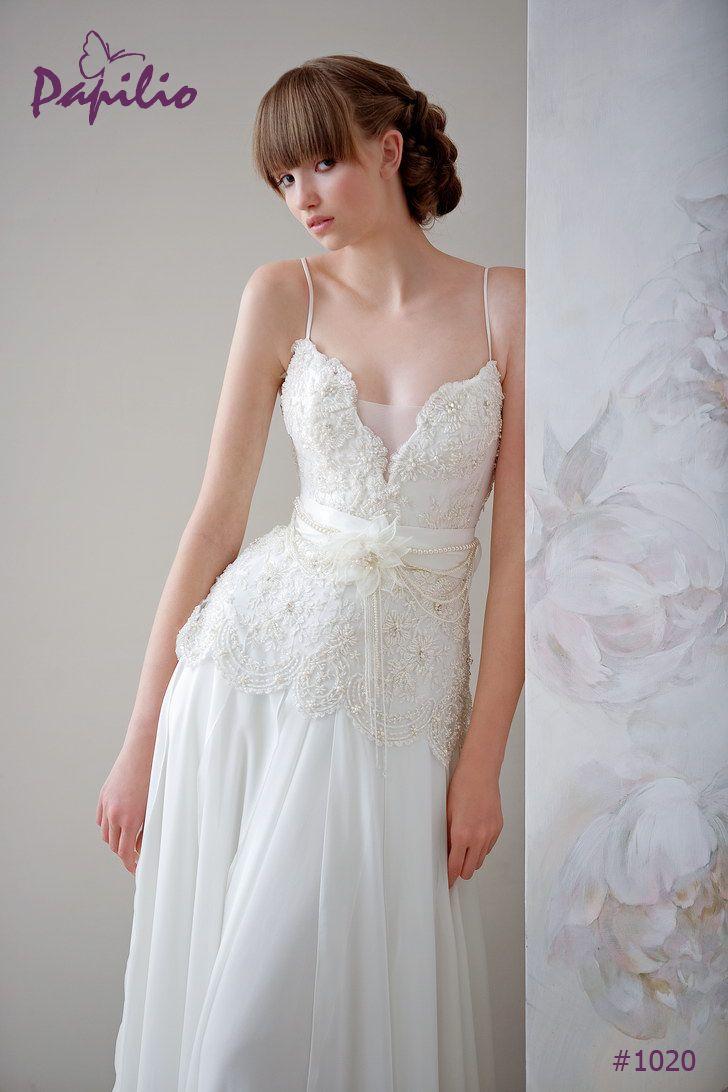 Suknia ślubna 1020 - EMPIRE