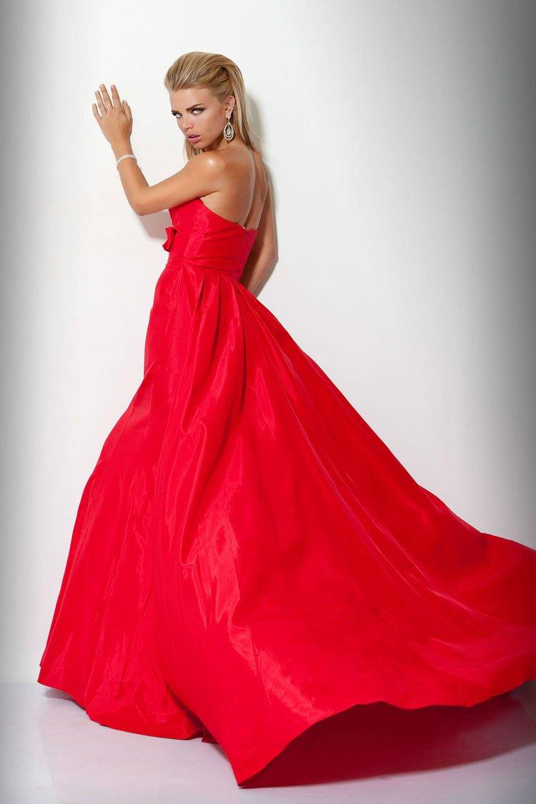 71436(J) suknia wieczorowa - Suknie wieczorowe