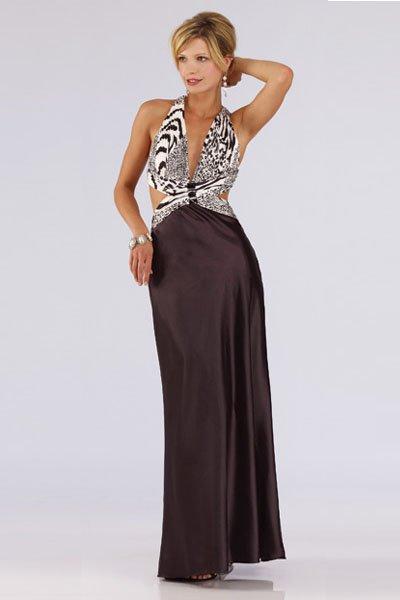 4895 suknia wieczorowa