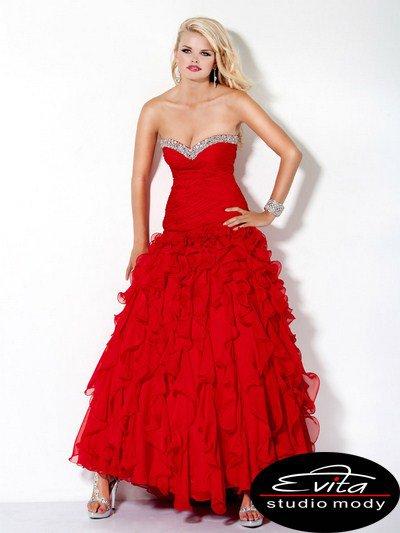 3060(J) sukienka balowa