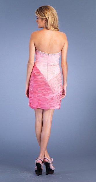6651 suknia - Suknie wieczorowe