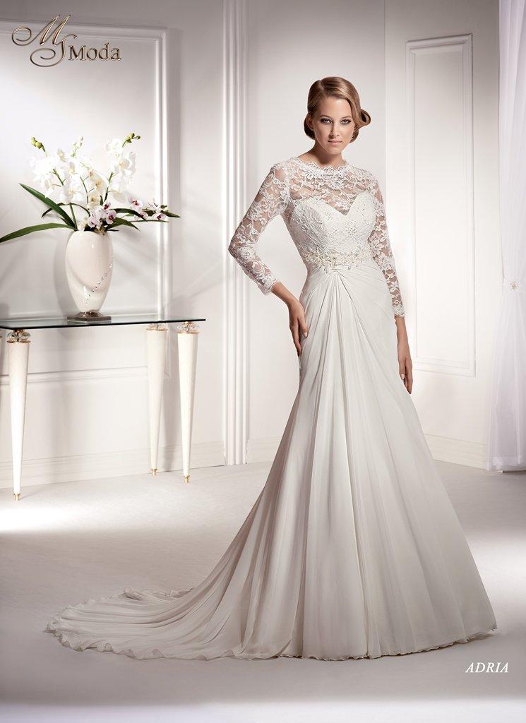 a22a3c7e28 Suknie ślubne – trendy na 2015 rok - Evita
