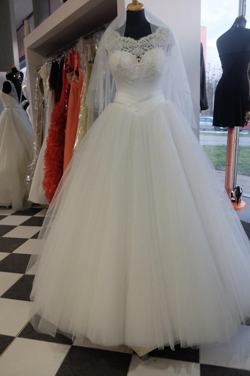 Suknia ślubna p12016 - Suknie ślubne