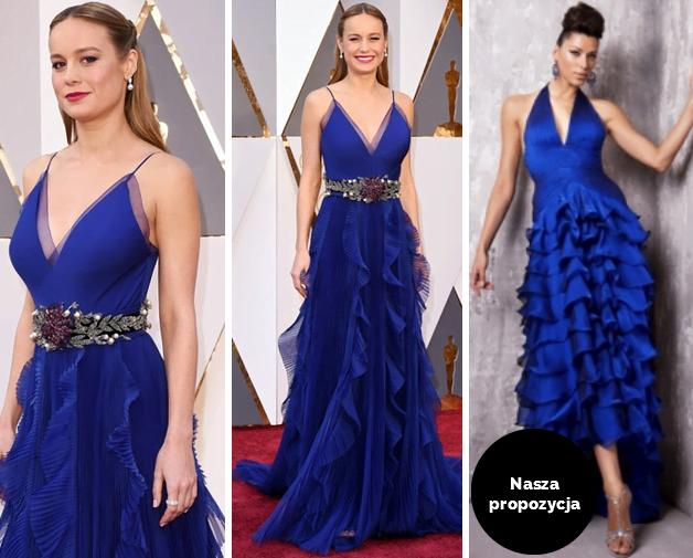 Brie Larson w Gucci