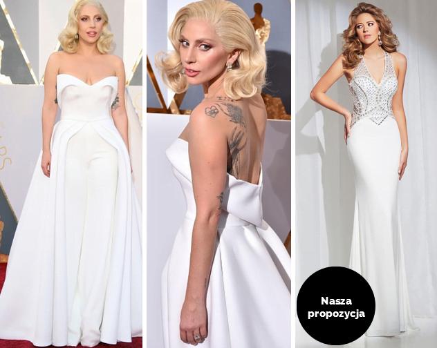 Lady Gaga w Brandon Maxwell
