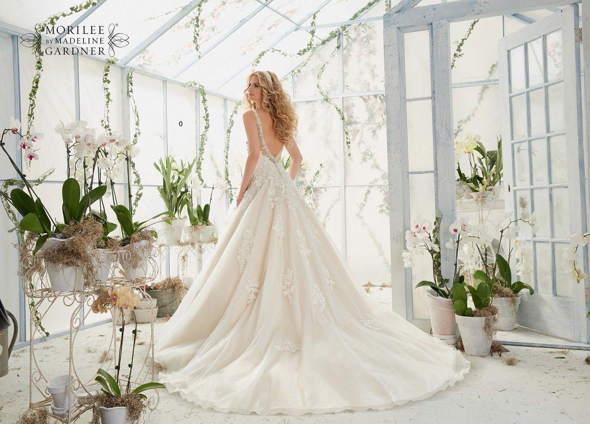 Suknia ślubna 2811 - Suknie ślubne