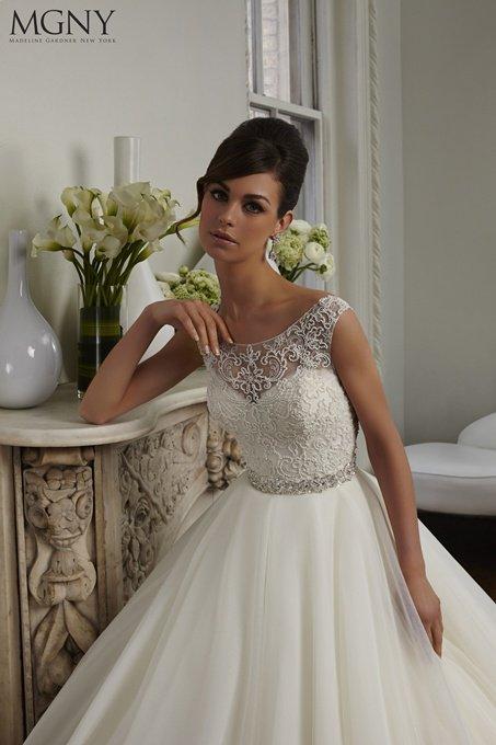 Suknia ślubna MGNY 51029 - Suknie ślubne