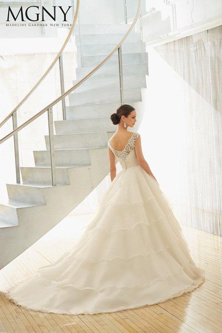 Suknia ślubna MGNY 51110 - Suknie ślubne