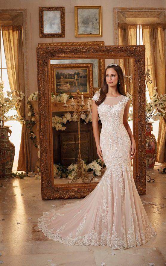 Suknia ślubna 5466