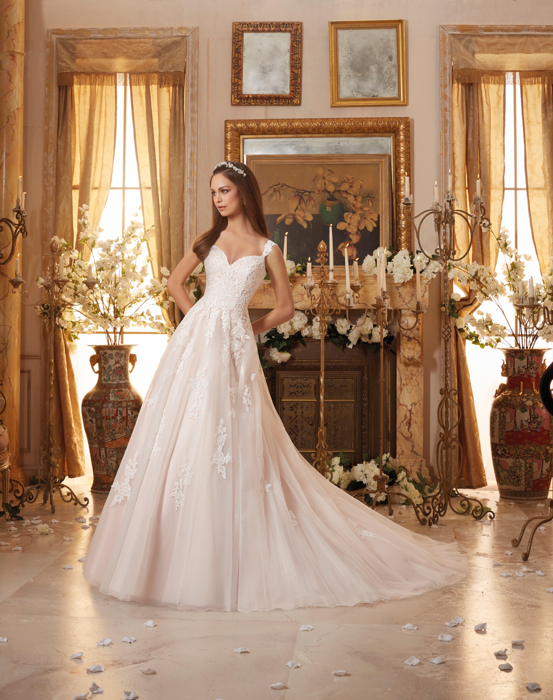 Suknia ślubna 5471 - Suknie ślubne