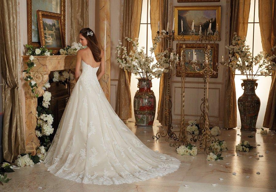 Suknia ślubna 5473 - Suknie ślubne