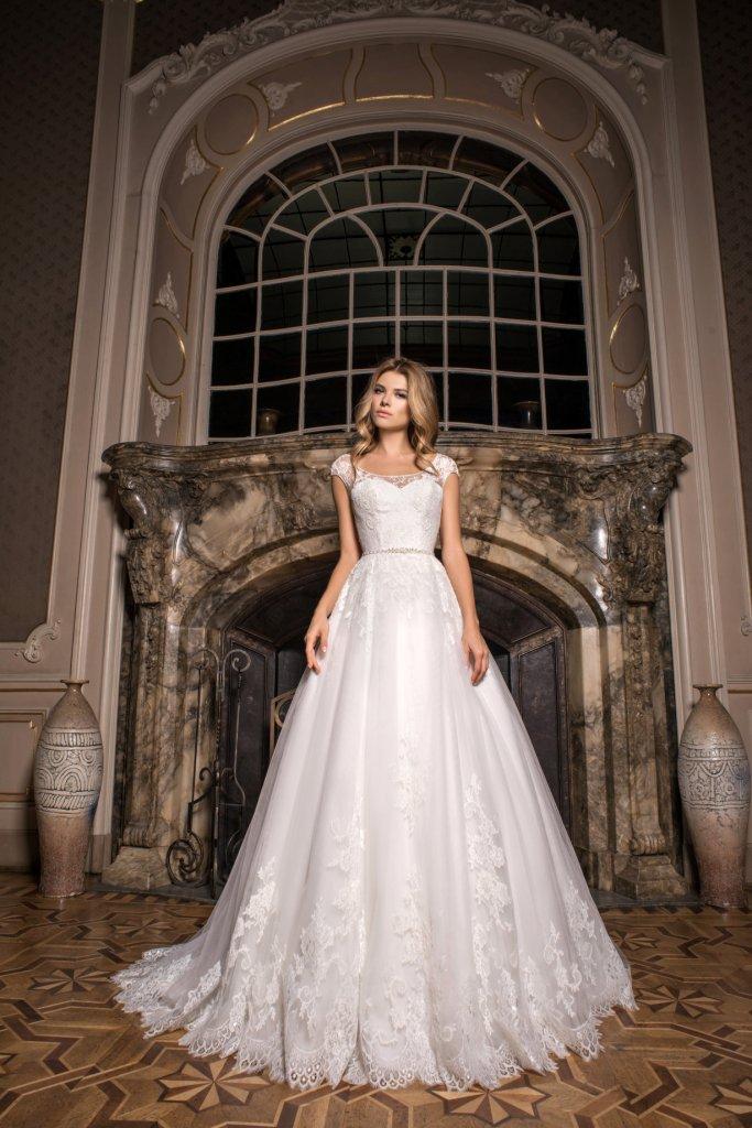 Suknia ślubna Miranda Dominiss - Kolekcja 2017