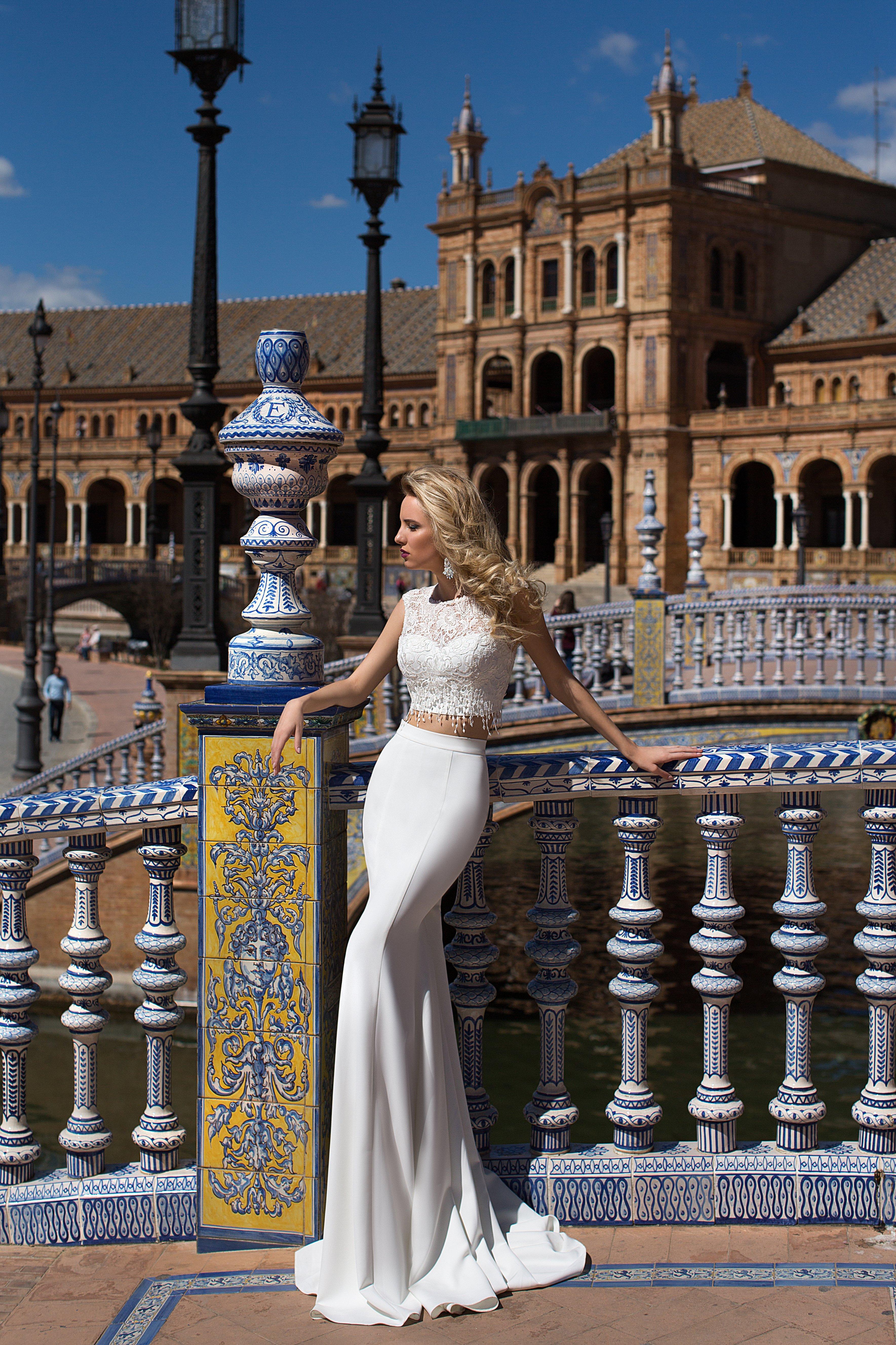 Oksana Mukha model Abriana - Kolekcja 2017